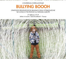 Bullying Boooh report