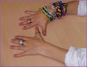 Accessori creati da un bambino con identità di genere atipica