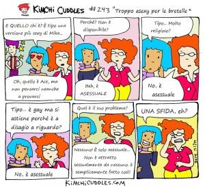 Kimchi Cuddles - 243 italiano