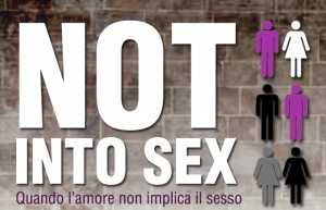 not into sex