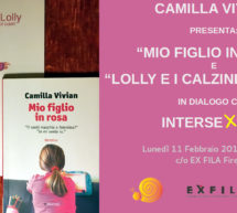Camilla Vivian in dialogo con intersexioni a Firenze